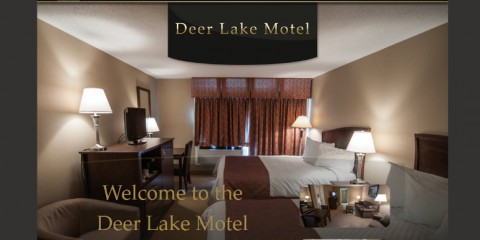 Deer Lake – Deer Lake Motel