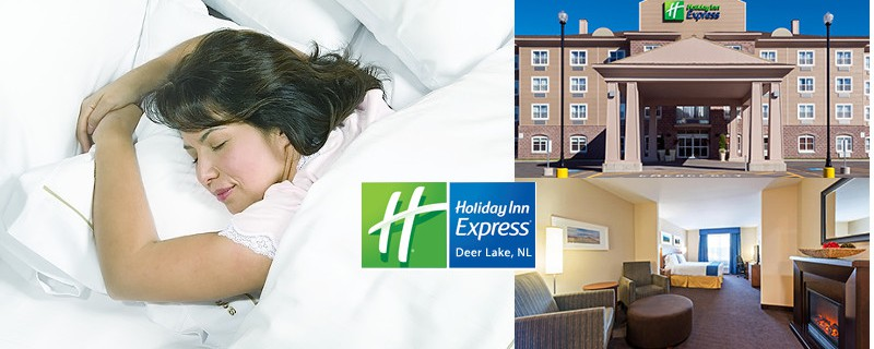 Deer Lake – Holiday Inn Express