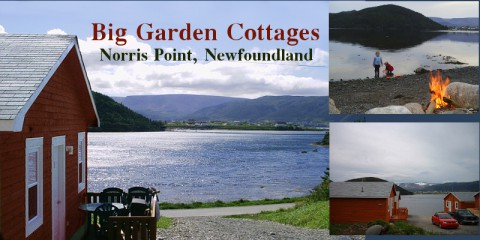 Norris Point – Big Garden Cottages