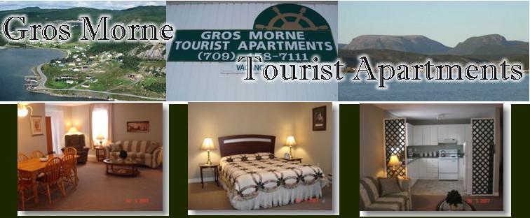 Norris Point – Gros Morne Tourist Apartments