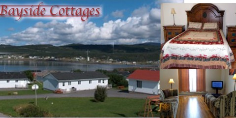 Rocky Harbour – Bayside Cottages