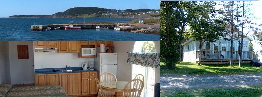 Rocky Harbour – Mountain Range Cottages
