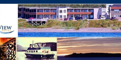 Rocky Harbour – Ocean View Hotel