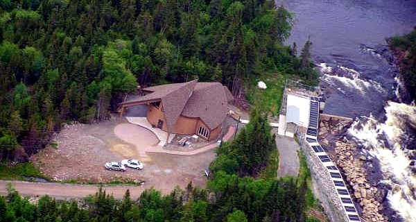 Torrent River Salmon Interpretation Centre